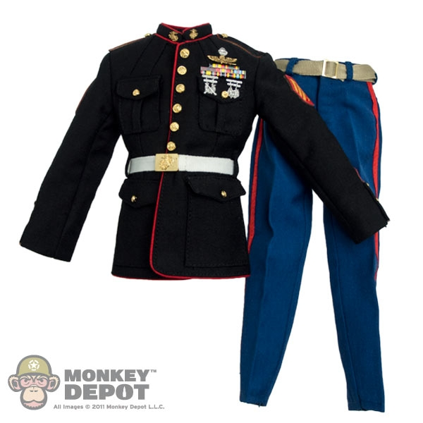 Monkey Depot - Uniform: DiD Dress Blue Marine