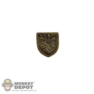 Medal DiD German WWII Krim Shield Badge