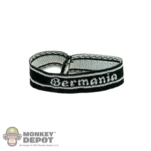 Armband: DiD German WWII Bermania