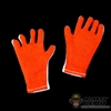 Gloves: DiD Emergency White/Orange Gloves