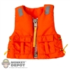 Vest: DiD Emergency Orange Vest