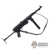 Rifle: DiD German WWII MP40 (New Version)
