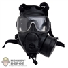 Gas Mask: DiD FM53 Twin Port Protective Mask