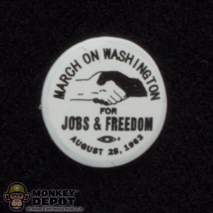 Medal: DiD March On Washington Pin