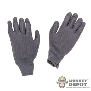 Gloves: DiD Gray Gloves w/Bendy Hands