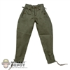 Pants: DiD German WWII Combat Trousers
