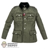 Tunic: DiD WWII German M36 Officer Feldbluse