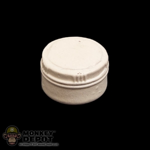 Tool: DiD WWII German White Medicine Container
