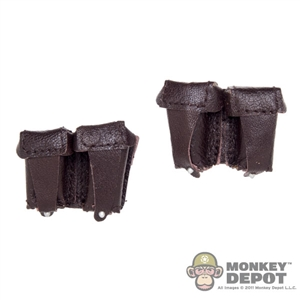 Ammo: DiD Russian WWII Leatherlike Pouches