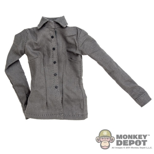 Shirt: DiD Female Grey Dress Shirt
