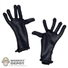 Gloves: DiD Female Black Gloves