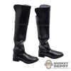 Boots: DiD French Leather Tall Riding Boots