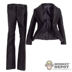 Suit: DiD Female Black Suit