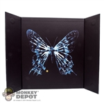 "Display: DiD Butterfly (18.5"" X 13.5"")"