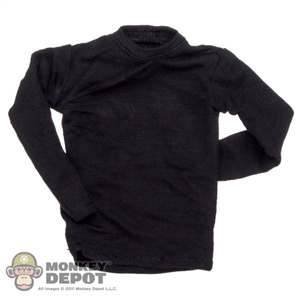 Shirt: DiD Long Sleeve Black Shirt