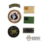Insignia: DiD US Navy Patch Set