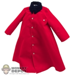 Coat: DiD Red Cloak
