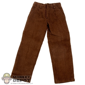 Pants: DiD Brown Corduroys