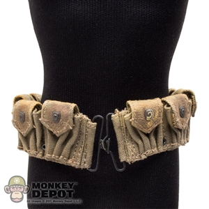 Belt: DiD US WWI M1910 Cartridge Belt