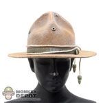 Hat: DiD US WWI M1911 Campaign Hat w/Enlisted Cord