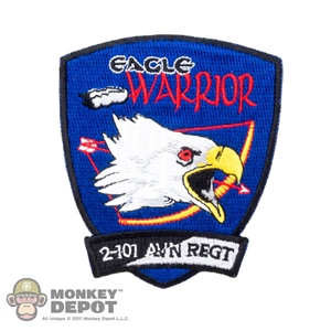Insignia: DiD 1:1 Scale Eagle Warrior Patch