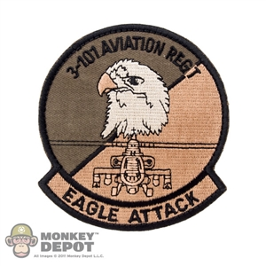 Insignia: DiD 1:1 Scale Eagle Attack Patch