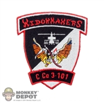 Insignia: DiD 1:1 Scale Widow Makers Patch
