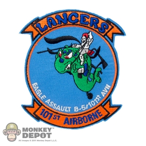 Insignia: DiD 1:1 Scale Lancers Patch