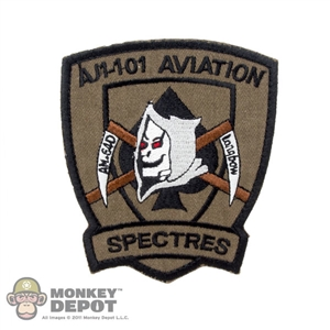 Insignia: DiD 1:1 Scale Spectres Patch