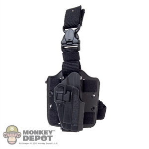 Holster: DiD CQC Serpa w/Double Strap Leg Shroud