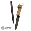 Knife: DiD Dagger w/Sheath