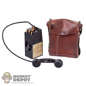 Radio: DiD Field Radio EE8-A w/Leather Case