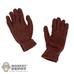 Gloves: DiD Brown Wool w/Bendy Hands