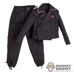 Uniform: DiD German Wrapover Tunic w/Pink Piping & Pants