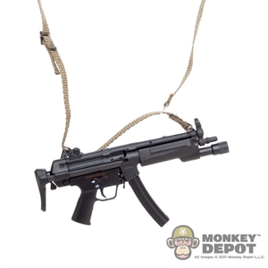 Rifle: DiD MP5A5 Sub-Machine Gun w/Sling