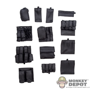 Pouch: DiD 13 Piece Pouch Set