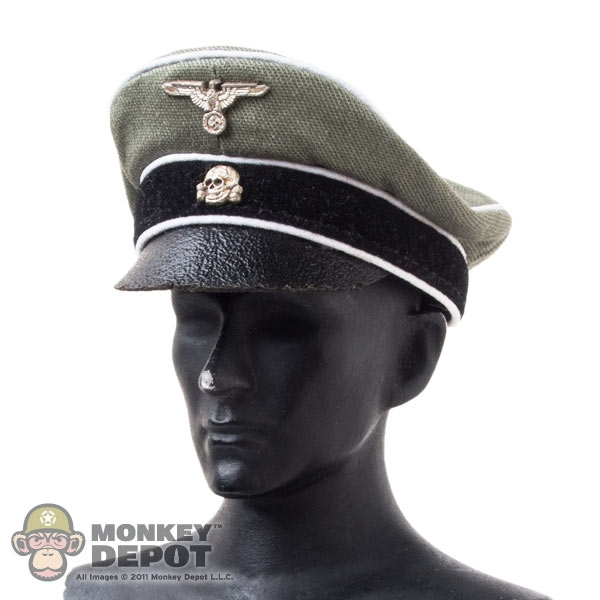 62d47334edb Monkey Depot - Hat  DiD Waffen-SS Officer