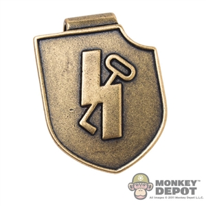 Tool: DiD 1:1 Scale Bronze Money Clip