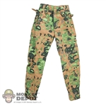 Pants: DiD German WWII Spring Camo Pants