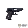 Pistol: DiD German WWII Walther PPK