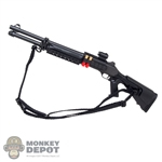 Rifle: DiD Benelli M4 Tactical Shotgun w/Light (Metal)