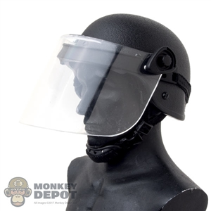 Helmet: DiD PASGT Helmet w/Face Shield