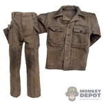 Uniform: DiD US Army HBT (Weathered)