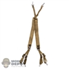 Harness DiD WWII US Suspenders