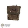 Pouch: DiD WWII US M2 First Aid Kit Pouch