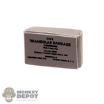 Tool: DiD WWII US Bandage Compress (Box)