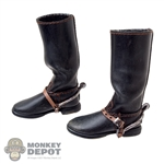 Boots: DiD Jackboots w/Spurs