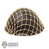 Helmet: DiD Type 90 Helmet w/Liner & Cover (Metal)