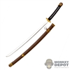 Sword: DiD Type 3 Shin Gunto w/Scabbard (Metal)