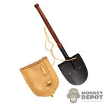 Shovel: DiD Japanese Entrenching Tool w/Cover